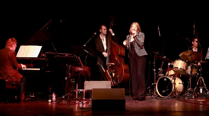 Clare Teal Band
